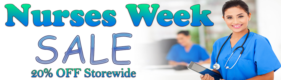 Nurses Week Sale on all Courses