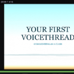 Figure 1 shows an example of a PowerPoint title page