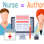 Nurses as authors