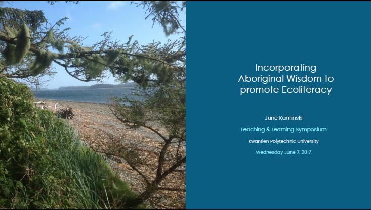 Aboriginal Wisdom