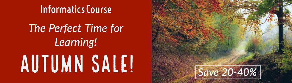 NILC Fall Sale!