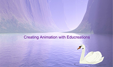 Animation in Educreations