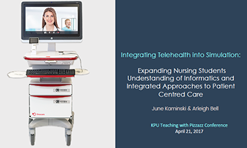 Integrating Telehealth into Simulation: Livecare