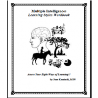 Multiple Intelligences Learning Style E-Book